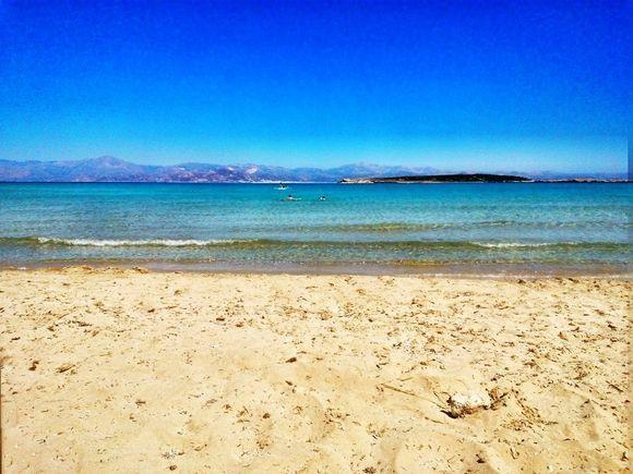 View to Naxos.....