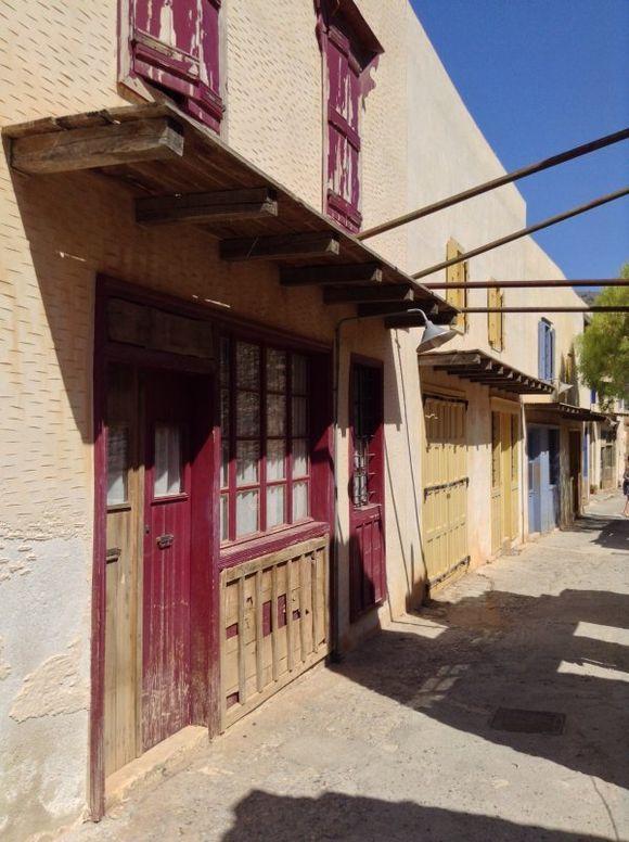 Spinalonga. Crete