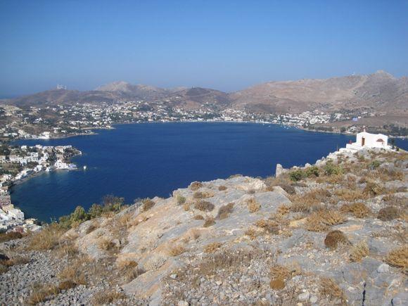 Agia Marina, Leros