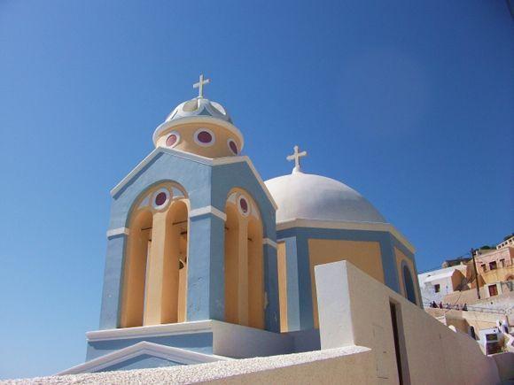 Fira, SantoriniFira,