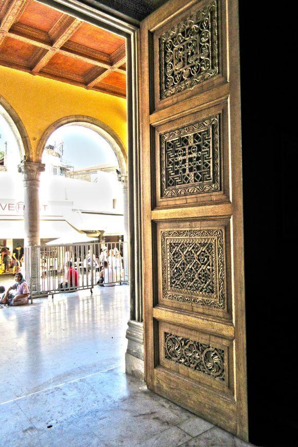Portal of the Venetian Basilica of San Marco