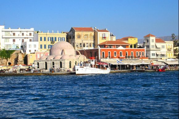 Colours of Chania