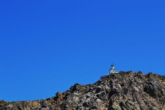 Santorini Lighthouse