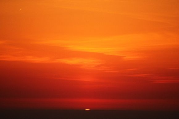 Sunset in Kambi
