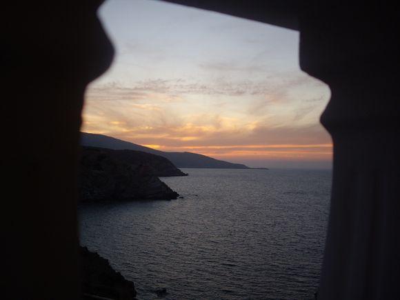 Through the Cyclop\'s eye