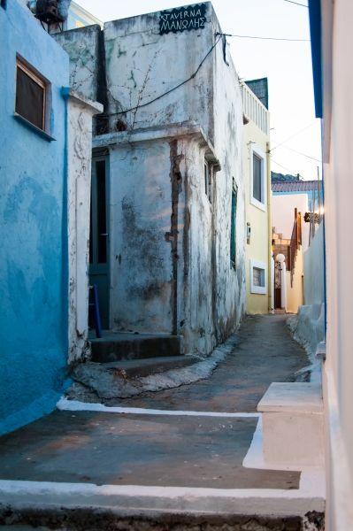 Alleys of Menetes