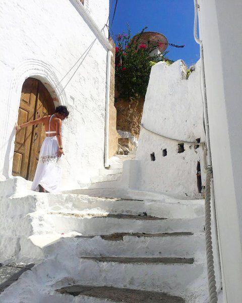 White Lindos~