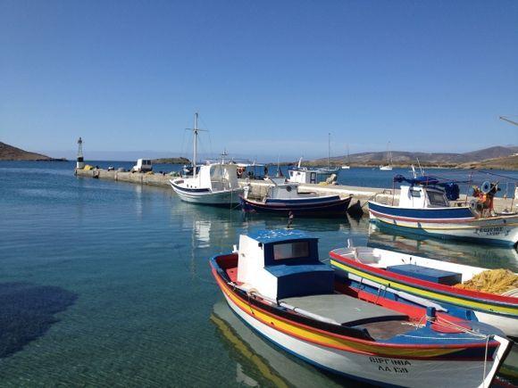 Maltezana Harbour, Astypalaia