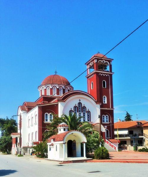 Church in Ierissos