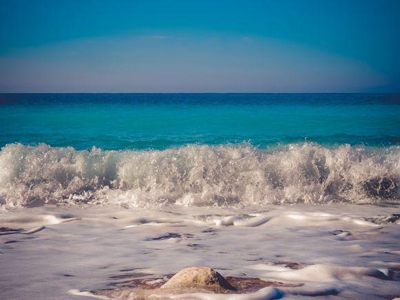 Too many shades of Blue! Lefkada.