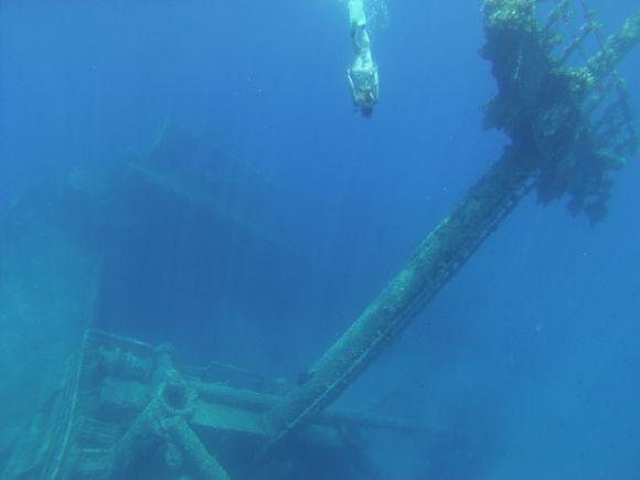 The Plimiri ship wreck!