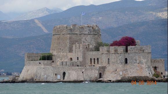 Castle of Bourtzi