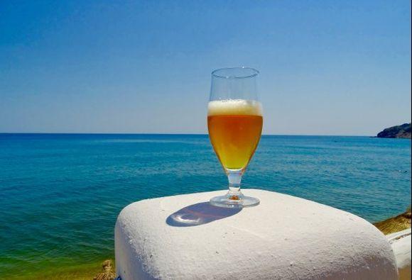 Aftrernoon refreshment