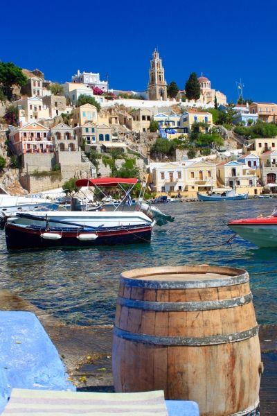 Symi Port