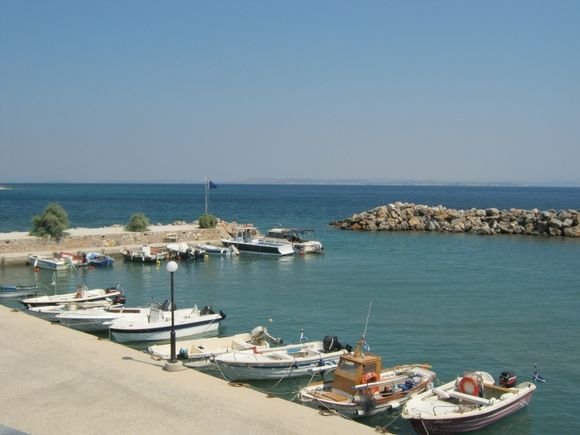 Agia fotini port