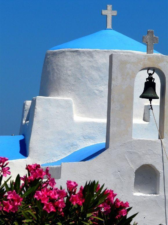 Church at Livadakia bay