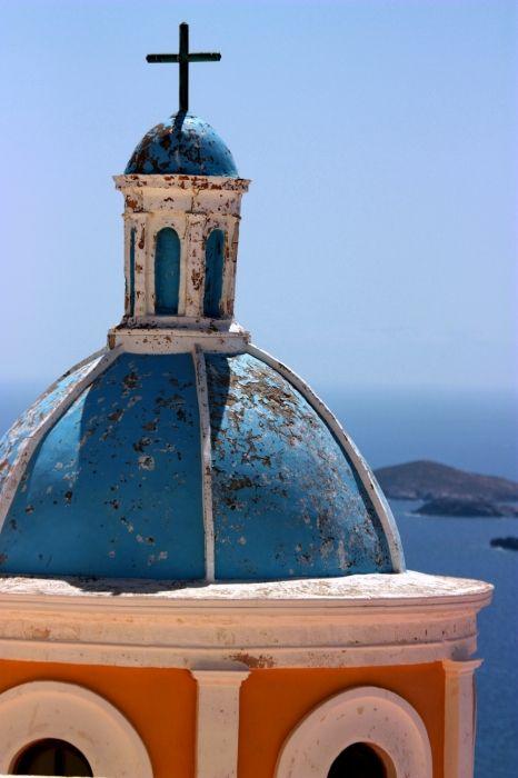 Agios Ioannis Dome, Ano Syros