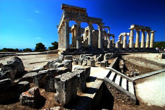 Aphaia Temple, Aegina