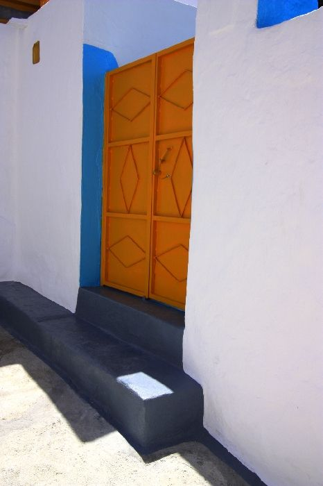 Entrance, Koskinou