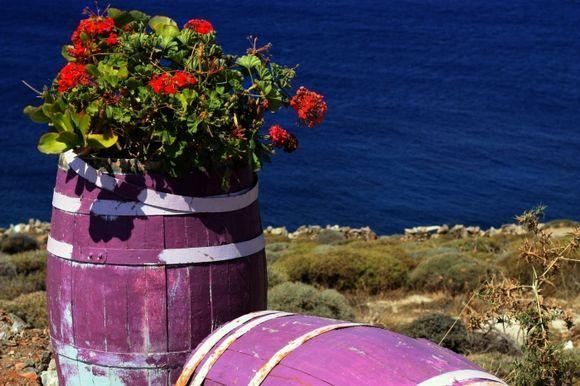 Pots and sea, Merihas