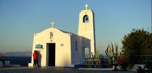Saint Nicholas church in Rafina