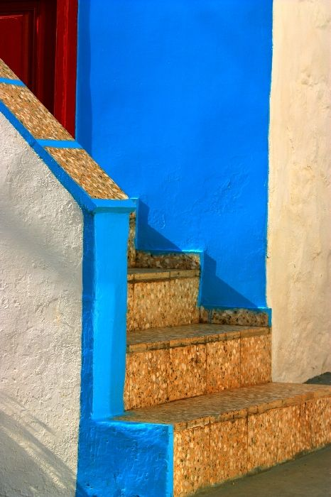 Staircase, Hydra town