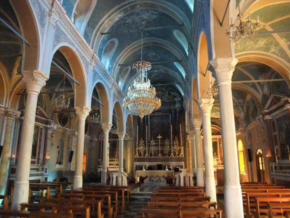 catholic cathedral ano syros