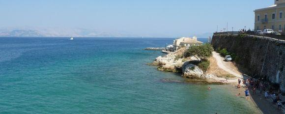 Corfu Town.. 9th August 2013