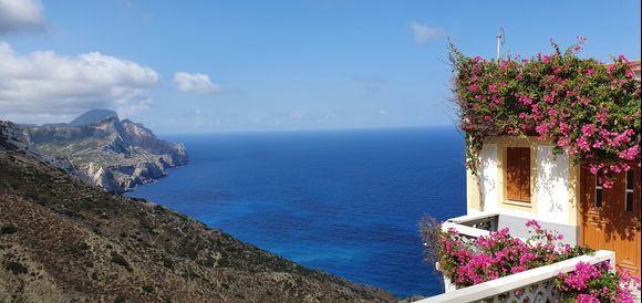 Wonderful colors of Karpathos!