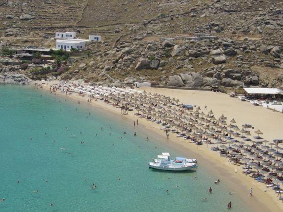 Mykonos: Super Paradise