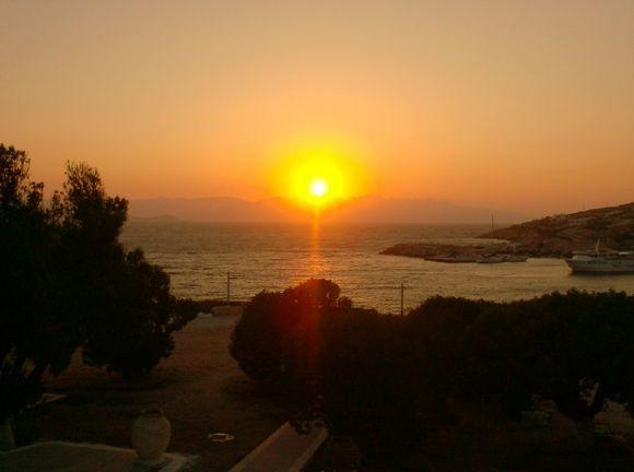 Sunset @ Stavros