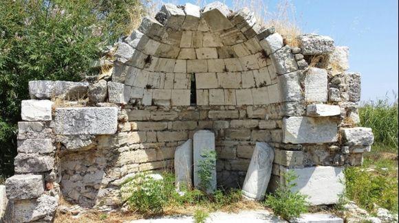 Hera Tempel Ireon