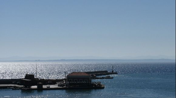 Morning in Chios