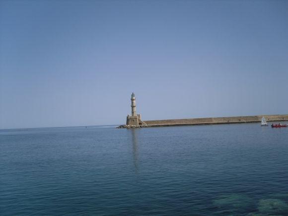 Lighthouse Chania 06/16