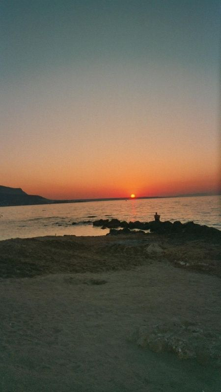 More Malia sunset