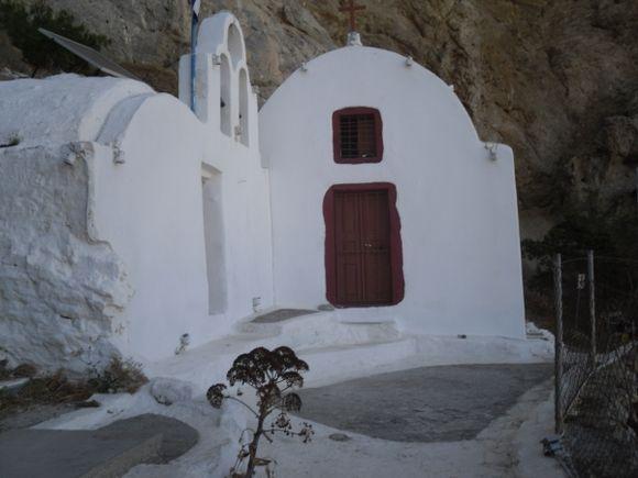 Church in hill perisssa