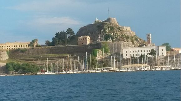 Fort at Corfu