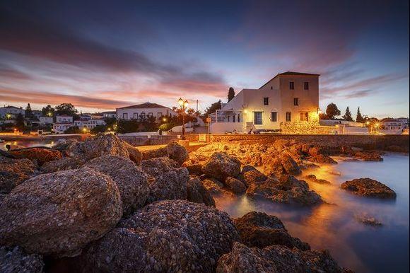 spetses village