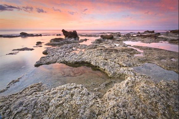 another composition from this amazing morning on rocks near Kalo Nero. www.milangondaphotography.com