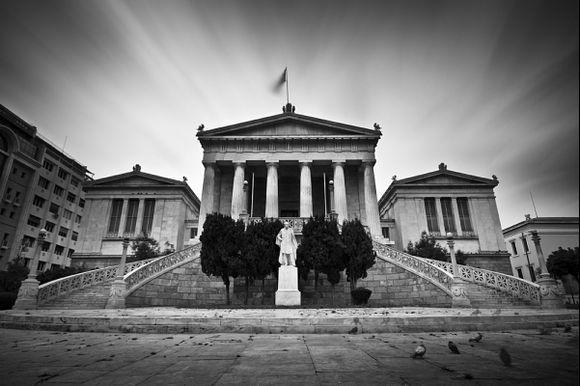 athenian library