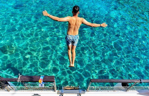 Feeling weightless