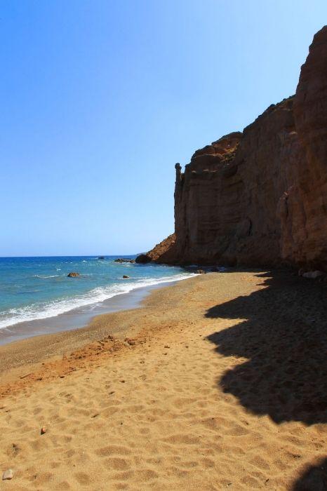 Plakopoules beach