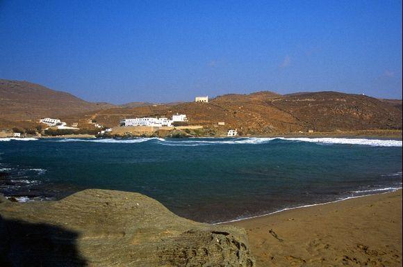 Kolimbithra beach