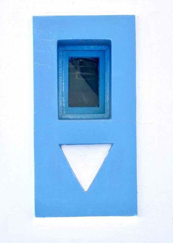 A small window