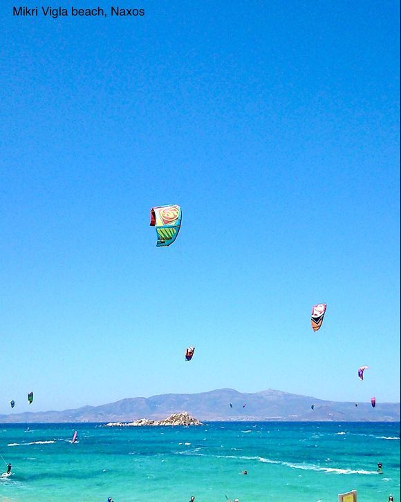 Mikri Vigla, Naxos
