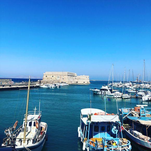 Venetoan harbor