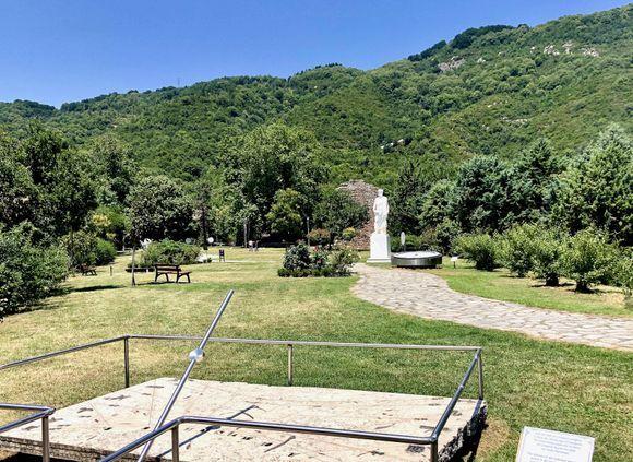 Aristotle Park.