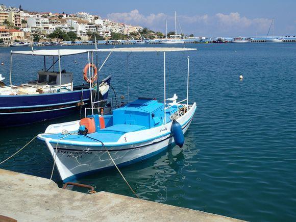 Sitia Harbour