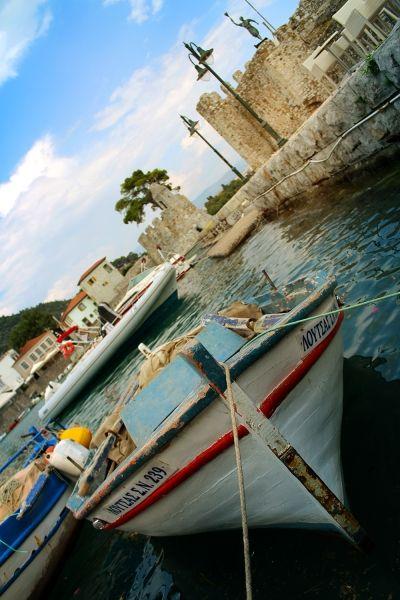 Nafpaktos Harbour - Beautiful Haven
