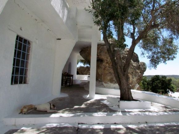 Monastery peace